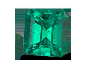 Gemstones - Green Emeralds