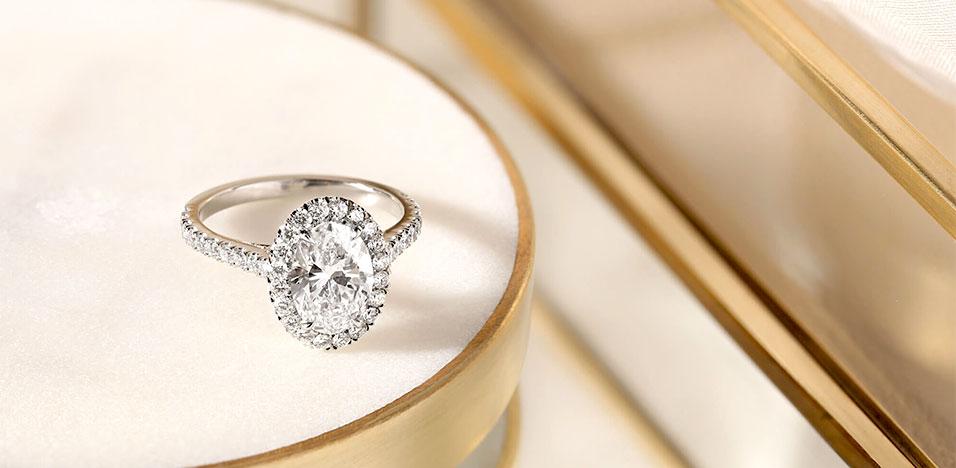 Custom Diamond Engagement Rings NYC